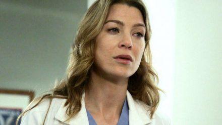 """Ellen Pompeo alias Dr. Meredith Grey in """"Grey's Anatomy"""". (cam/spot)"""