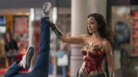 "Gal Gadot in ""Wonder Woman 1984"". (cam/spot)"