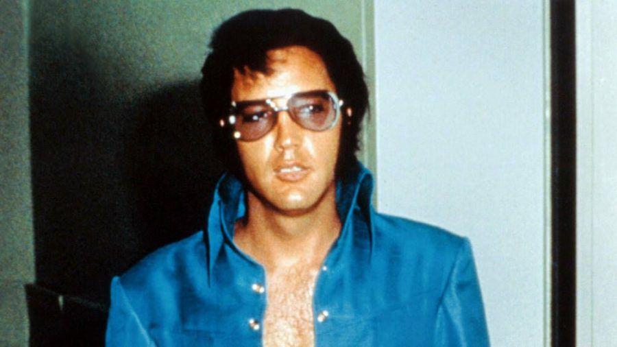 Elvis Presley im Jahr 1971. (cos/spot)