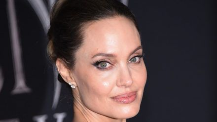 Angelina Jolie während eines Events in Hollywood im vergangenen Jahr. (wue/spot)