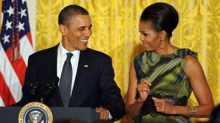 Barack und Michelle Obama sind seit 1992 verheiratet. (cos/spot)