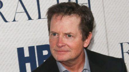 Michael J. Fox im vergangenen Jahr auf einem Event in New York (wue/spot)