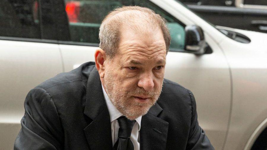 Harvey Weinstein vor einem Gerichtstermin im Januar 2020 (wue/spot)