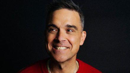 """Robbie Williams hat seine Version des traditionellen Weihnachtsliedes """"Can't Stop Christmas"""" veröffentlicht (ili/spot)"""