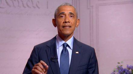 Barack Obama konnte mit seinem neuen Buch einen großen Erfolg feiern. (stk/spot)