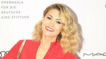 Model Fiona Erdmann ist Mutter eines Sohnes. (cos/spot)