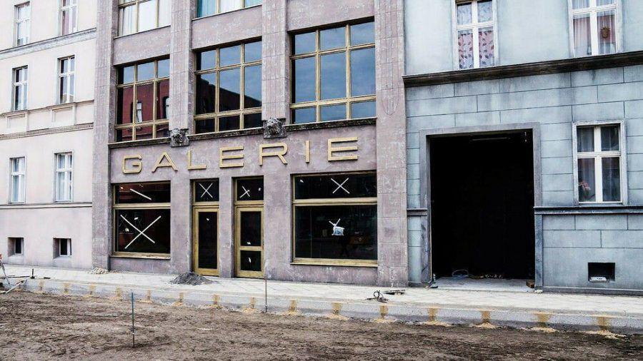 """Die Baustelle am """"GZSZ""""-Außenset (wue/spot)"""
