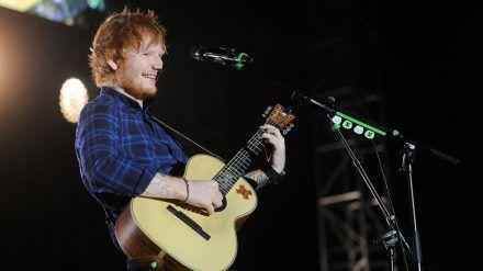 Ed Sheeran dankt einem Krankenhaus mit einer Spende (wag/spot)
