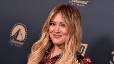 Hilary Duff befindet sich in Corona-Quarantäne (dr/spot)