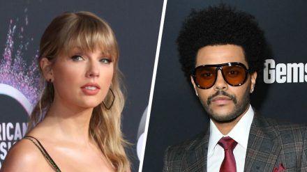Taylor Swift und The Weeknd haben bei den American Music Awards 2020 abgeräumt. (cos/spot)