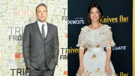 Ben Affleck und Ana de Armas sind seit Anfang des Jahres ein Paar (rto/spot)