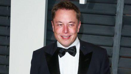 Elon Musk ist einer der reichsten Menschen der Welt (hub/spot)