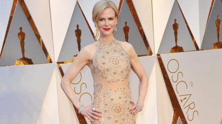 Nicole Kidman war ein unsicherer Teenager. (jom/spot)