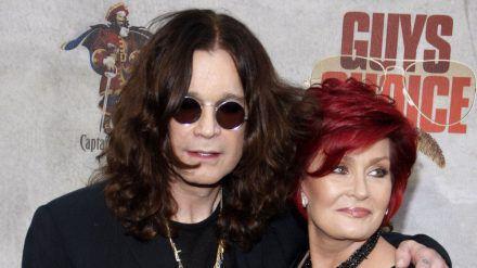 Ozzy und Sharon Osbourne haben schon einige Höhen und Tiefen hinter sich (rto/spot)