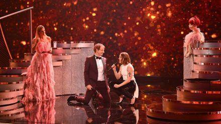 """""""Pretty in Plüsch"""": Ingolf Lück singt mit Melanie C (hub/spot)"""