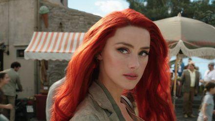 """Muss Amber Heard um ihre Rolle in """"Aquaman 2"""" bangen? (stk/spot)"""