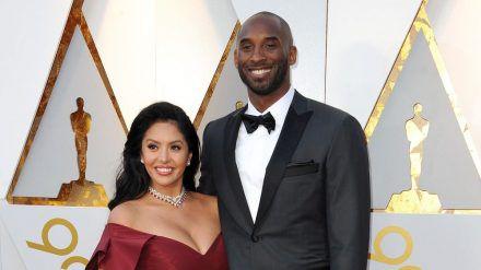 Kobe Bryant und seine Ehefrau Vanessa lernten sich 1999 kennen. (amw/spot)