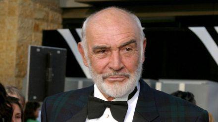 Sean Connery machte sich in den vergangenen Jahren rar - hier ist er im Jahr 2007 zu sehen (stk/spot)