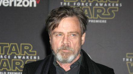 """Mark Hamill auf der Premiere von """"Star Wars: Das Erwachen der Macht"""" (wue/spot)"""
