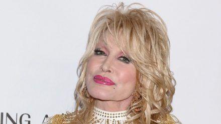 Dolly Parton auf einer Veranstaltung in Los Angeles. (wue/spot)