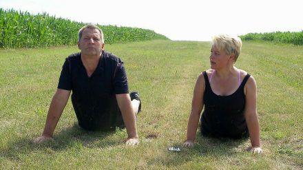 Rüdiger und Tatjana haben sich eingegroovt (mia/spot)