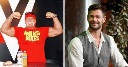 """Hulk Hogan stänkert gegen Chris Hemsworth: """"Sieht er gut genug aus?"""""""