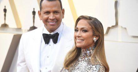 Jennifer Lopez verkleidet sich als Alex Rodriguez' Ex Madonna