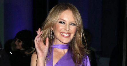 """Kylie Minogue: """"Es war furchteinflößend. Ich war alleine"""""""