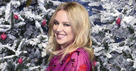 Kylie Minogue will sich nach dem Lockdown betrinken