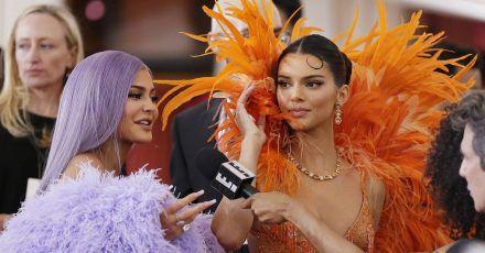 Kylie und Kendall Jenner versöhnen sich nach Prügelei