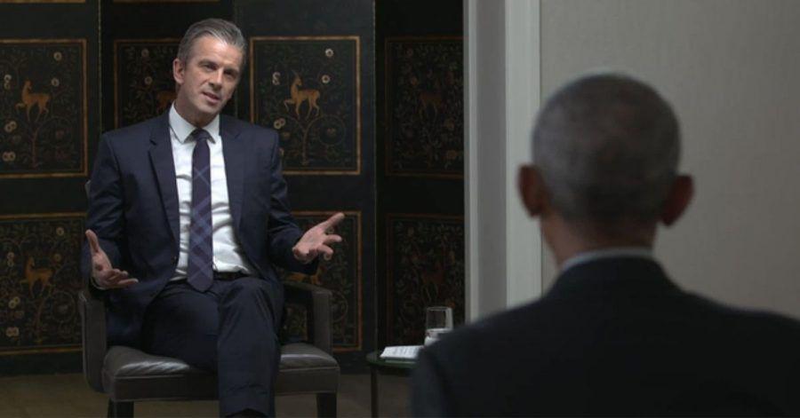 Hier teilt sich Barack Obama mit Markus Lanz ein Hotelzimmer