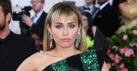 Miley Cyrus hatte einen Alkoholrückfall