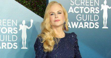 Nicole Kidman litt unter Größe: Mit 13 war sie schon riesig