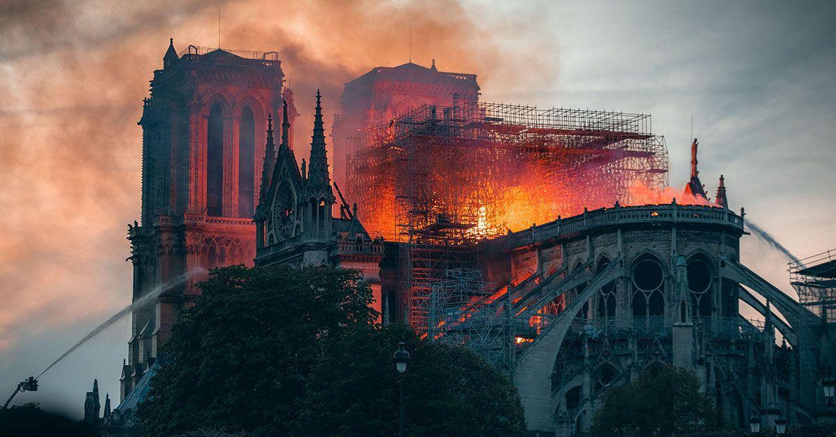 """Das Gerüst ist endlich weg: """"Notre-Dame ist gerettet"""""""