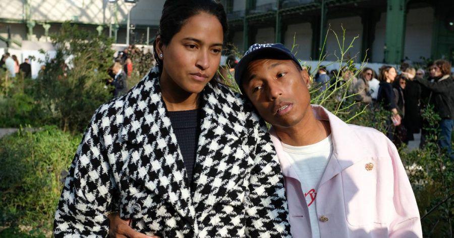 Hach, US-Popgigant Pharrell Williams kommt mit Hautpflegelinie!