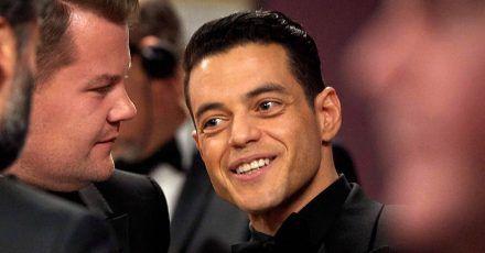 Bond-Bösewicht Rami Malek über sein Leben im Lockdown