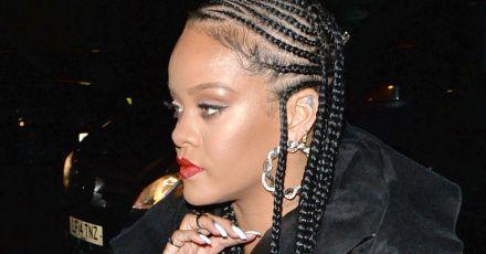 Mädels, Rihanna bringt diese vier neuen Schuhmodelle raus!