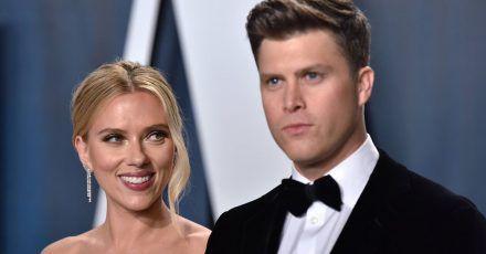 Scarlett Johansson: Mit der Hochzeitsplanung ging es ganz schnell