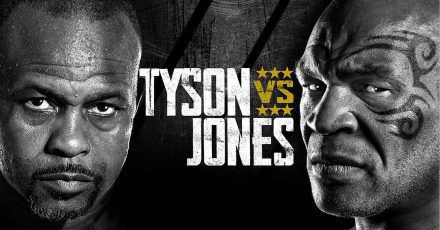 "Alles über das Promiboxen ""Mike Tyson vs. Roy Jones jr."