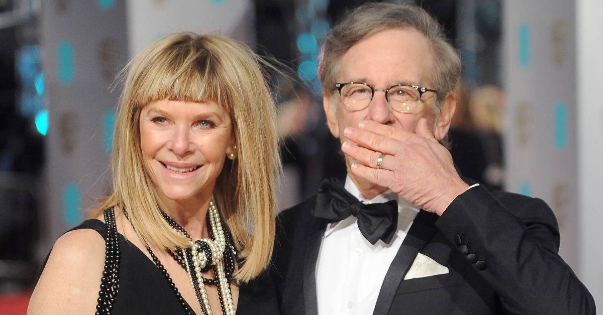 """Steven Spielberg's Tochter: """"Die Sexarbeit hat mir das Leben gerettet"""""""