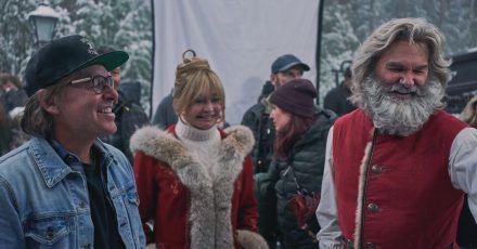 Kurt Russell und Goldie Hawn: Erstmals seit 33 Jahren zusammen vor der Kamera
