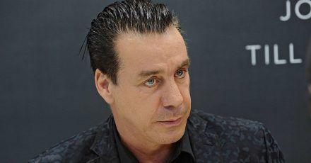 """Till Lindemann: """"Ich habe mich oft gefragt, warum ich mir das antue"""""""