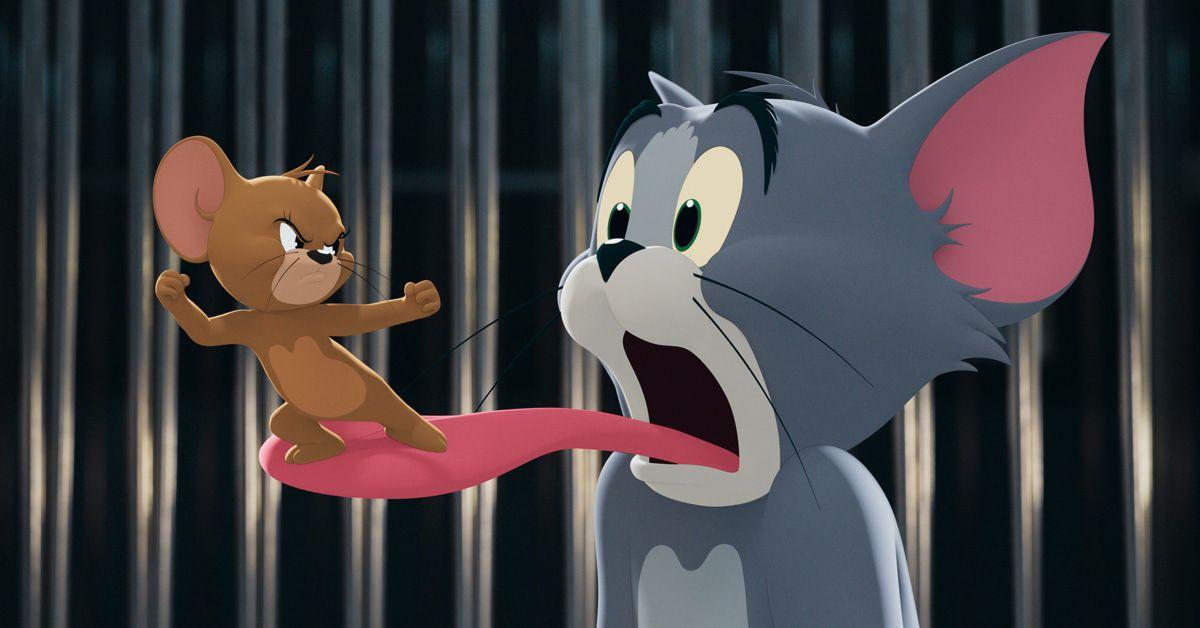 """Tom & Jerry"" kommen mit Chloë Grace Moretz ins Kino: Erste Bilder!"