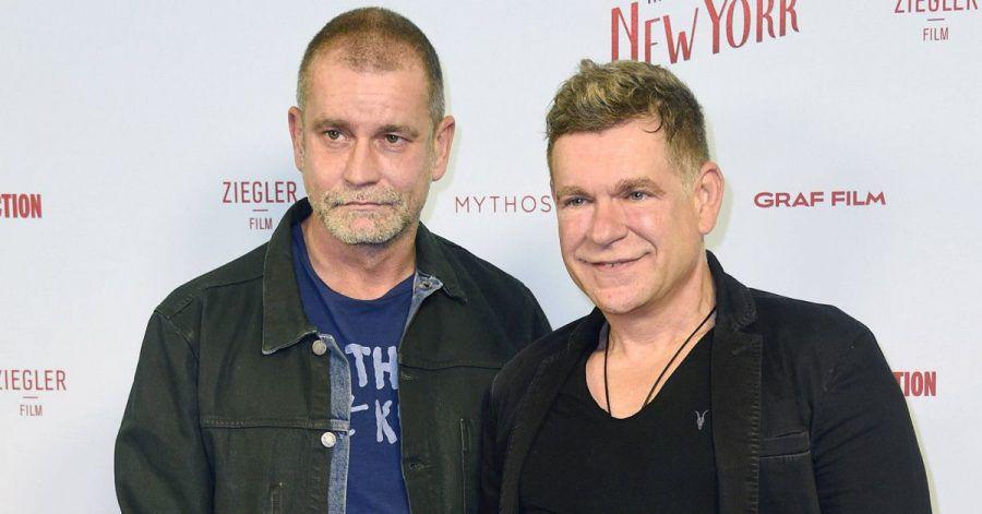 Ulf Leo Sommer und Peter Plate
