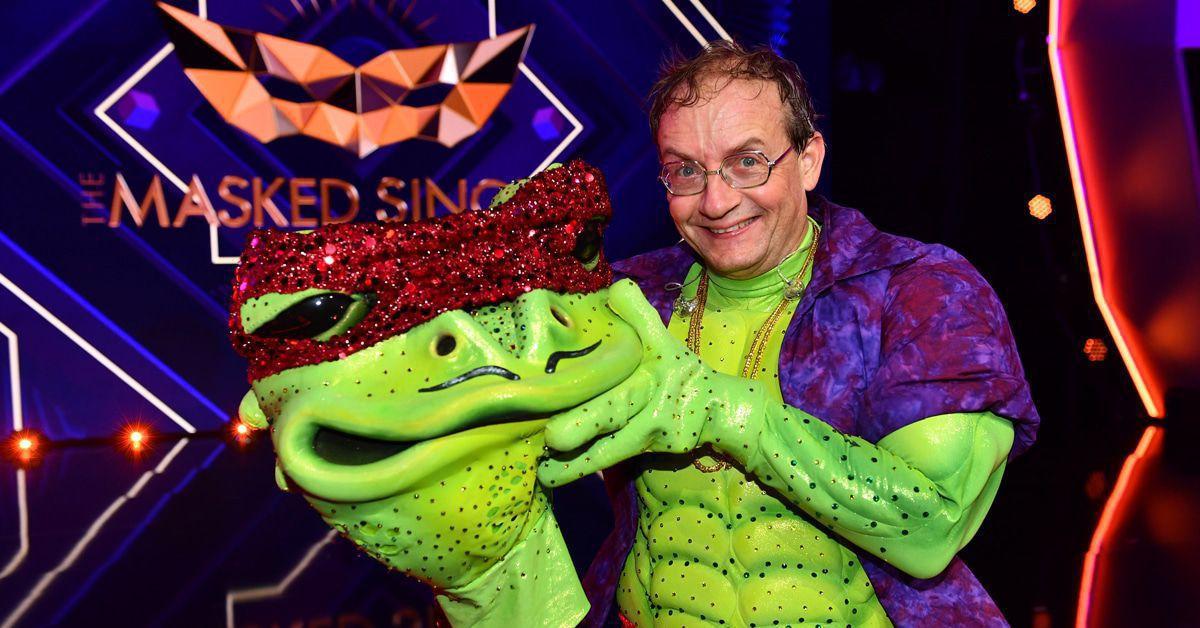 """""""The Masked Singer"""": Unter dem Frosch steckt ein Schlaumeier"""