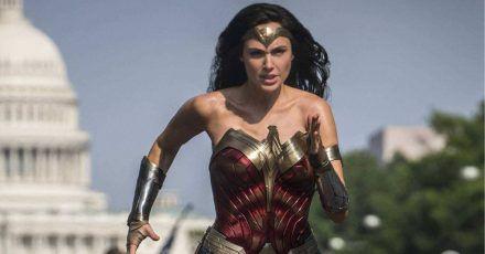 """Gal Gadot litt Höllenqualen am """"Wonder Woman 1984""""-Set"""