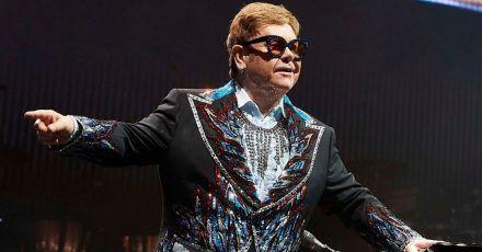 Elton John ist schwer genervt von seiner eigenen Musik