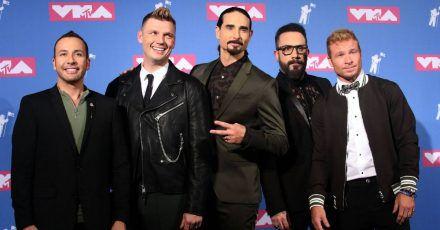 Backstreet Boys kommen mit neuem Weihnachtsalbum, aber ...