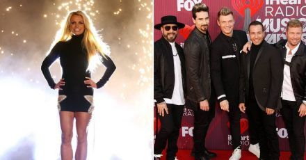 Sensation: Britney Spears singt mit den Backstreet Boys!
