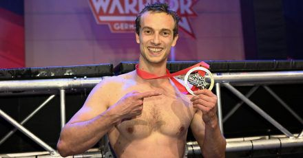 """Ninja Warrior Germany"": Alexander Wurm zum 3. Mal ""Last Man Standing"""